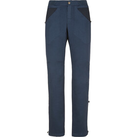 E9 3Angolo Spodnie Mężczyźni niebieski